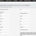 cereer online formulare citymanager
